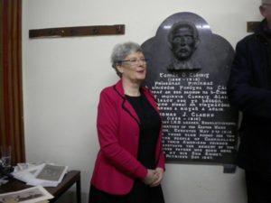 Thomas Clarke Memorial